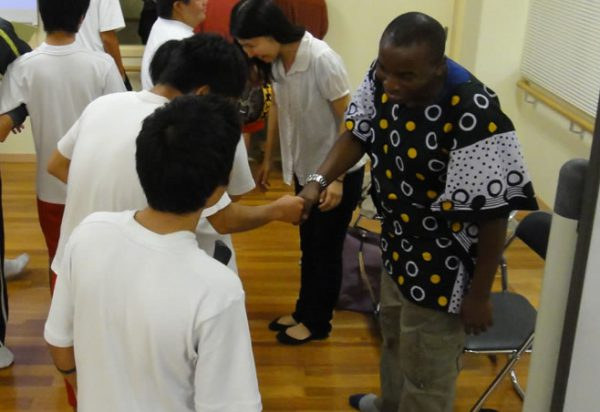 沖縄・モザンビークの伝統音楽とビデオレター交流を通じた 国際相互理解の促進プロジェクト