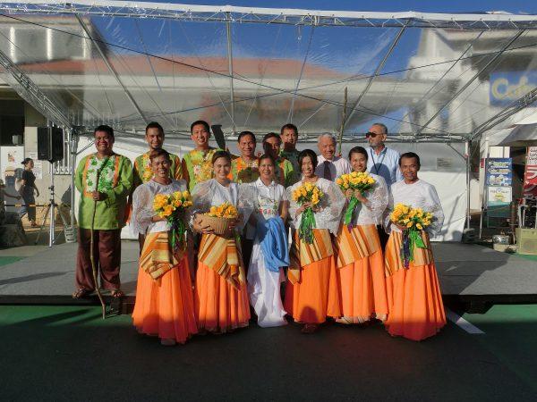 フィリピン・ビクトリー・フェスティバルin 南城 2016